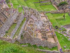 Temple of the Sun and Ñusta Palace. City of Machu Picchu, Peru (Travel to Eat) Tags: peru machupicchu templeofthesun ñustapalace