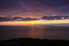 Aran Islands at Sunset (PIERRE LECLERC PHOTO) Tags: travel ireland sunset sea irish seascape landscape islands europe explore cliffsofmoher westcoast atlanticocean inisheer aranislands inishmore inishmaan pierreleclercphotography