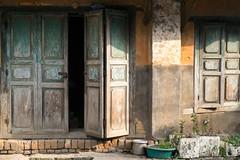 House. Phongsali (Laura Jacobsen) Tags: laos phongsaly phongsali