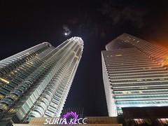 Kuala Lumpur (NoDurians) Tags: show fountain skyline nightshot malaysia kualalumpur waterfountain klcc petronastowers lakesymphony