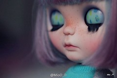 #Blythe# #customblythe# #doll##MioO_ODoll# #MioO_O (MioO_O) Tags: square nashville squareformat iphoneography instagramapp uploaded:by=instagram