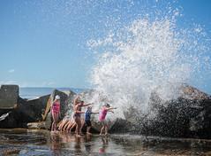1316 Summer fun (Rmonty119) Tags: travel water fun wave lightroom 1740mml canon5dlll