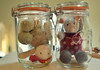 6. Voila - Pickled Rat! (Kim Yokota) Tags: toronto ontario canada cute recipe toys mice rats knitted masonjars nikond7000 nikonafsnikkor24mmf14ged patternbyjuliewilliams littlecottonrabbitstypepadcouk pickledrat