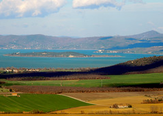 Panicale - 6 (anto_gal) Tags: panorama lago perugia borgo umbria trasimeno 2016 panicale borghipibelliditalia