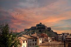 ... el castillo ... ( Cardona ) (franma65) Tags: fortaleza castillo castell cardona parador castillodecardona