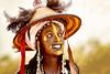 Gerewol (una banda de dos) Tags: niger woodabe gerewol
