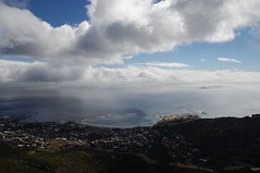 Cape Town, South Africa (ARNAUD_Z_VOYAGE) Tags: africa street city mountain building art beach nature architecture table landscape town state action south country capital cap le cape region department metropolitan municipality