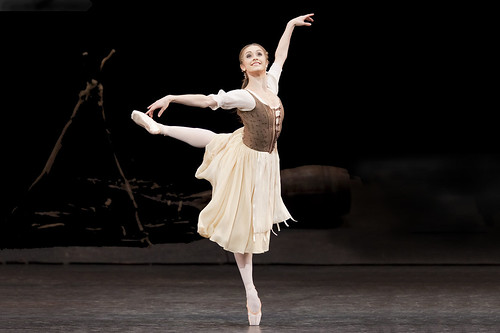 Cast Change: Marianela Nuñez to dance in <em>Giselle</em> on 17 March 2016