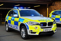 BV16 XLP (S11 AUN) Tags: car support traffic leicestershire fsu police bmw vehicle roads emergency response unit firearms armed 999 x5 rpu policing arv anpr emopss bv16xlp eastmidlandsoperationalsupportservices