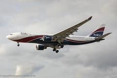 5N-JID - 2008 build Airbus A330-223, on approach to Runway 27L at Heathrow (egcc) Tags: london heathrow airbus a330 ara lhr lightroom w3 a330200 egll 927 a330223 a332 ourladyofgrace arikair vtvjn wingsofnigeria eiewg 5njid