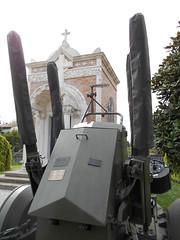 antiaerea, parco della rimembranza, 1922, Vighizzolo d'Este (Pivari.com) Tags: 1922 antiaerea parcodellarimembranza vighizzolodeste