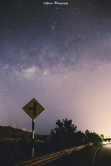 Milky Way in Earth Day (Marcus Lim @ WK) Tags: light sky night landscape star nikon starry milkyway