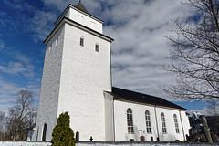 Haug kirke (mrpb27) Tags: church norway norge nikon geocaching cache kirke haug buskerud mrpb27 18200mmf3556gedifafsvrdx d5200 gcinfo gc37q8n