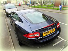 2014 Jaguar XK Signature  *.. (John(cardwellpix)) Tags: uk signature surrey april jaguar friday 22nd 2014 xk 2016
