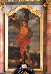 Hl.Sebastian (edgarhohl) Tags: saint bayern sebastian gemlde hlsebastian