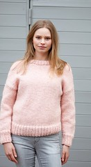 Pink fashion knitwear (Mytwist) Tags: woman sexy classic wool girl fashion lady female fetish vintage design cozy sweater fuzzy traditional handknit style passion timeless handcraft slave laine vouge handknitted sweatergirl knitwear cabled strikk woolfetish handgestrickt trojainaturull