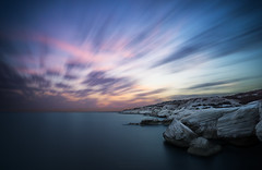 194 seconds (Alex Apostolopoulos) Tags: longexposure sunset sky seascape clouds sony dramatic cyprus haida ndfilter 10stop sel16f28 sonye16mmf28 ilce6000 sonya6000