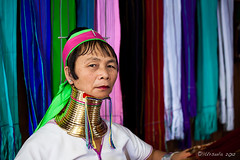 Longneck Weaver 2601 (Ursula in Aus - Away) Tags: portrait burma karen myanmar inlelake hilltribes hilltribe environmentalportrait karlgroblphototour