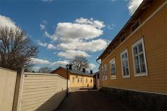 Street (Basri Ahmedov) Tags: sky canon suomi finland tammisaari 1585 80d