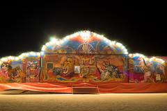 Marseille - Circus (Synopsis --- Ynosang) Tags: street marseille circus sony 40mm alpha cirque a7 massilia hexanon synopsis ynosang