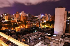 La calma despus de la tormenta (alexjralvez) Tags: city storm night noche montevideo