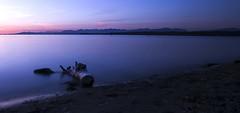 crescentbeach 030_tonemapped (gks18) Tags: longexposure sunset beach canon shoreline tonemapped