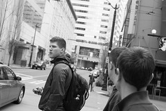 DSC_3384 (SeanHarperT) Tags: seattle street people bw white lake black west photography streetphotography pikeplace