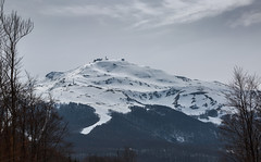 Monte Cimone another view (Alessandro Iaquinta) Tags: mountain snow nature canon landscape