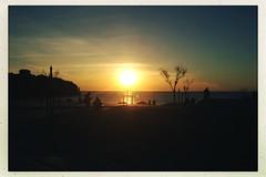 #Sunset #anglet #vvf (Pierre CHAMBION Photography) Tags: sunset de soleil coucher ciel coucherdesoleil iphone vvf anglet exterieur exte