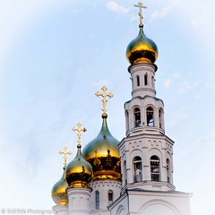 VESPER BELLS RING (RUSSIANTEXAN) Tags: church easter photography gold cathedral russia christian siberia orthodox anvar khodzhaev svetan