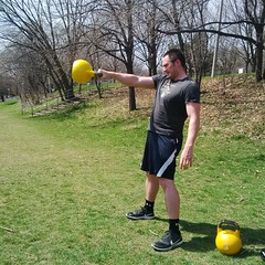 Kettlebell Swings (personaltrainertoronto) Tags: kettlebell swing fitness exercise workout athlete strength fit trainer eric astrauskas