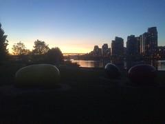 IMG_1293 (Sweet One) Tags: sunset canada vancouver bc britishcolumbia falsecreek