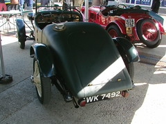 1928 Lea-Francis S-Type Hyper (Chassis 14055) (RoyCCCCC) Tags: silverstone hyper vscc leafrancis