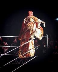 Asuka (firstnameunknown) Tags: london mask robe wrestling arena asuka camerabag wwe joshi kana takeover wembley prowrestling nxt puroresu professionalwrestling camerabag2