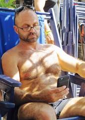 IMG_0896 (danimaniacs) Tags: shirtless man sexy guy beard mexico muscle muscular hunk puertovallarta stud scruff bodyhair