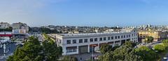 over the west end muni depot (pbo31) Tags: sanfrancisco california panorama color nikon over large panoramic bayarea april stitched 2016 anzavista boury pbo31 d810