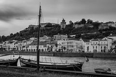 Alccer do Sal 586 (_Rjc9666_) Tags: street bw portugal boat arquitectura places urbanexploration setbal sail pt alentejo urbanphotography alccerdosal 1412 586 alcaerdosal nikkor35mm18 nikond5100 ruijorge9666