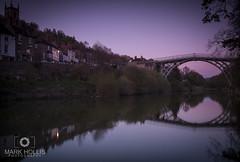 Ironbridge, Shropshire (Mark Hollis Photography) Tags: bridge nikon shropshire ironbridge filters hitech manfrotto formatt d7100