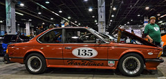 BMW (Chad Horwedel) Tags: classic car illinois rosemont bmw beamer hardtimes worldofwheels wow2016