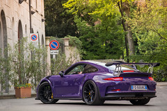 Ultraviolet (David Clemente Photography) Tags: porsche porsche911 gt3rs porschegt3rs 991gt3rs