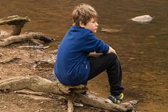Drmmar (zamon69) Tags: people water rock stone barn person se skne kid branch child sweden human sten vatten gren skralid drommar fotosondag fs160501