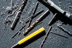 tools (Jacek Dylag) Tags: nikon tools nikkor 85 drill drills d4 pce filings narzdzia wierto wierta opiki
