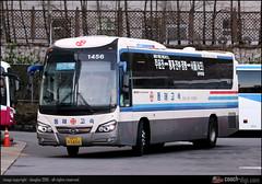 72  1456, Daewoo FX212 Super Cruiser (Coach-digi.com) Tags: daewoo nambubusterminal koreanbus fx212   donghaeexpress   businkorea