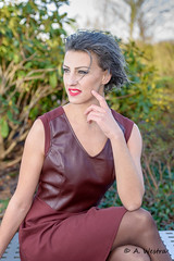 Donika (a3aanw) Tags: portrait amsterdam outdoor buiten westerpark fotoshoot portet strobist melinamel donikadavids