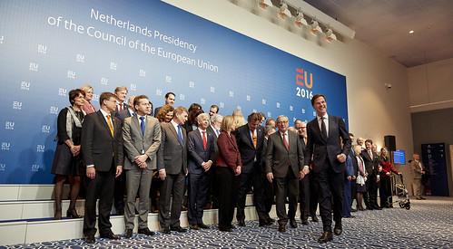 Familiefoto EU commissie / Family Photo EU Commission