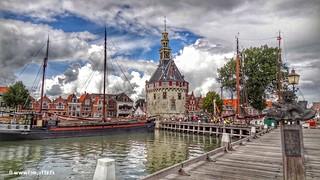 Hoofdtoren, Hoorn, Netherlands - 3025