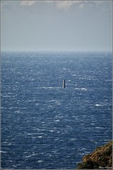 Tourelle de la Cassidaigne (Patou06) Tags: mer marseille paca ciel phare rocher azur sud roches houle laciotat 1859 balise bouchesdurhne littoral mediterrane tourelle casis callanque capcanaille cassidaigne