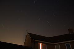 Backyard Star Trails (intruth) Tags: star startrail
