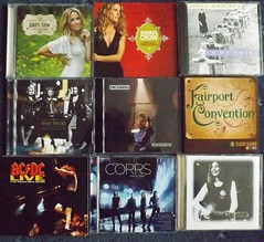 ~ December 2015 Listening ! ~ (A4ANGHARAD) Tags: acdc sherylcrow corrs dixiechicks pretenders fairportconvention nancigriffith 10000maniacs