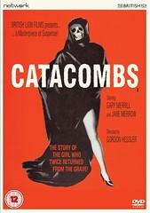 catacombs-WOMAN WHO WOULDN'T DIE 1964 (STORMZORN) Tags: maiden madchen mortsqueletteskeletonfemmedame fillejeunewomannakedmementomorinuenude erosthanatosdansemacabrecadavercadavreznortcraneskull muertechica todtott tanzdellamorte